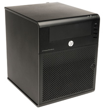 HP Proliant N36L Microserver