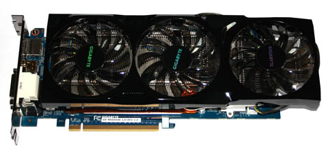 Gigabyte Geforce GTX 560 Ti 448