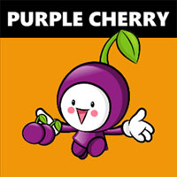 purple cherry gbc