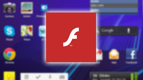 Flash Android