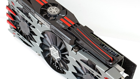 Inno3D Ichill Geforce GTX 980 Ultra Herculez X4 Air Boss
