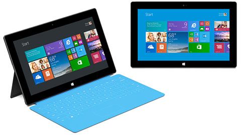 Microsoft l�gger ned Surface 2