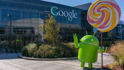 android 5 lollipop uppdatering