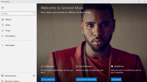 Groove Music