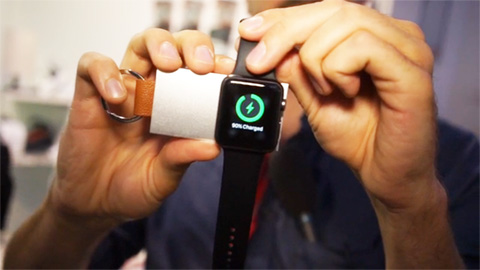 Adition Power bank till Apple Watch