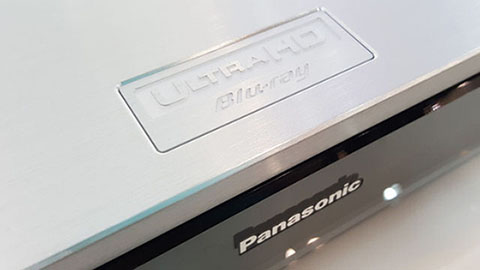 Panasonic 4k blu-ray