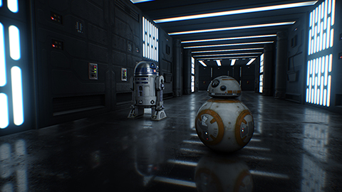 3D Modeller Star Wars