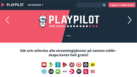 Kolla på kompisarnas tv-favoriter